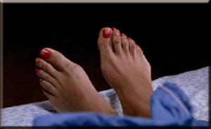 """Hammertime Feet"" scene from Eddie Murphy's movie Boomerang"