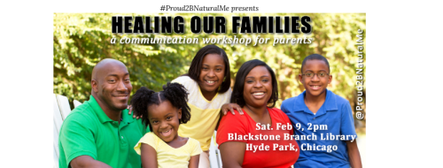 Parenting workshop with author Marlene Dillon
