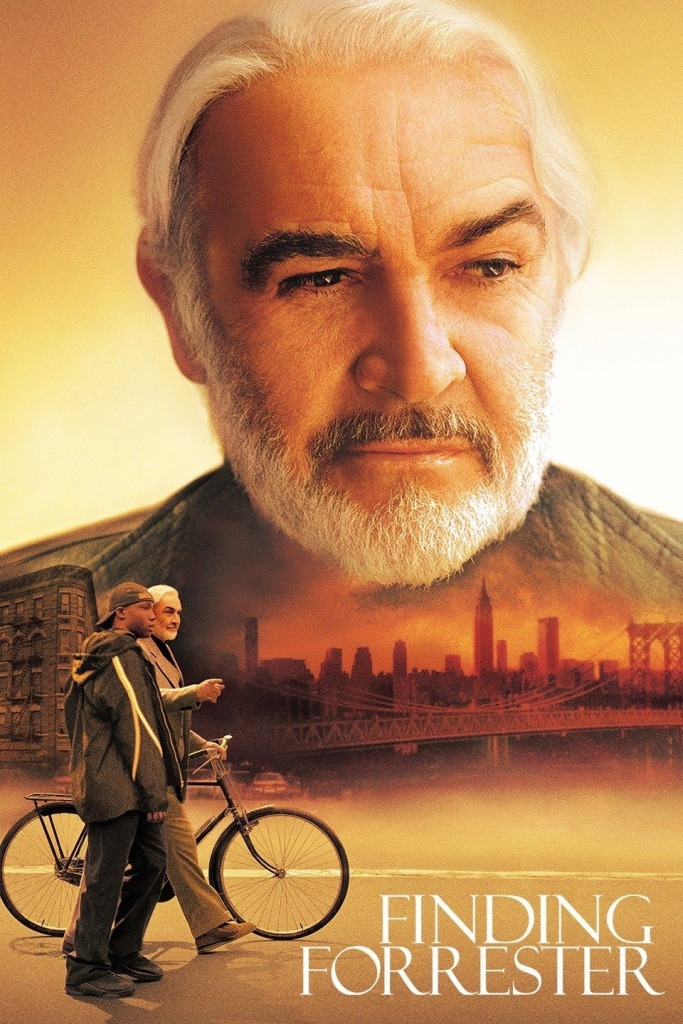 Image of the movie poster for movie Finding Forrester.